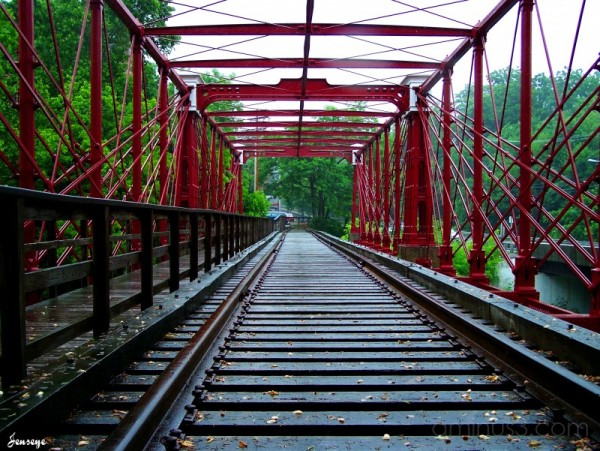 Bollman Iron Truss Bridge