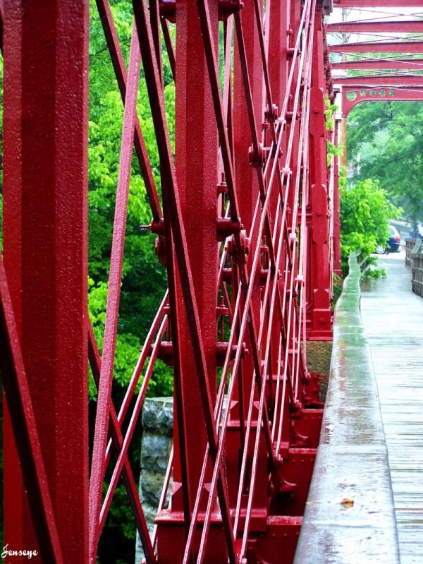 Bollman Iron Truss Bridge