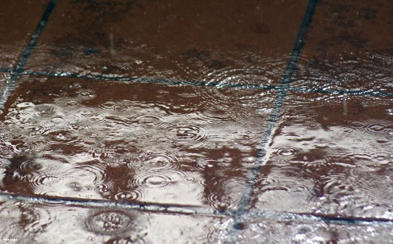 Puerto Rico Rain