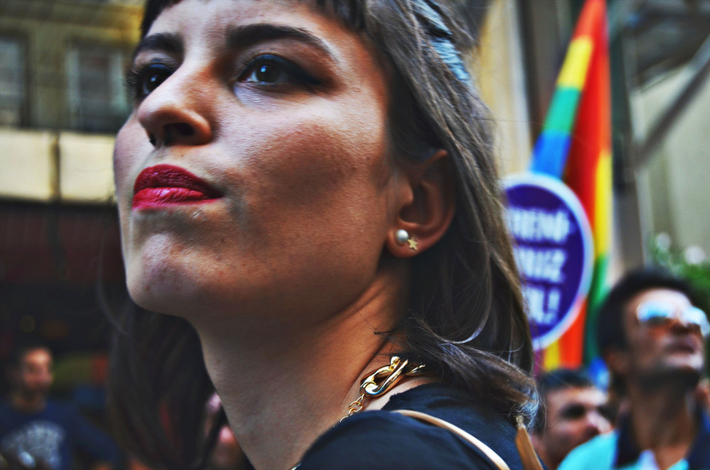 Istanbul pride 2012