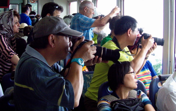 60 / rio / touristes / à gauche toute !