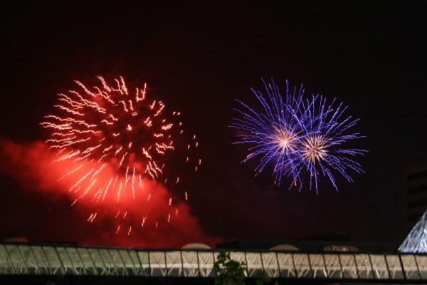 Fireworks III