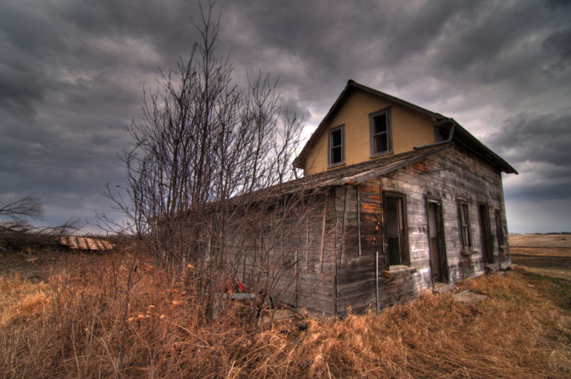 Abandoned in Moosomin II