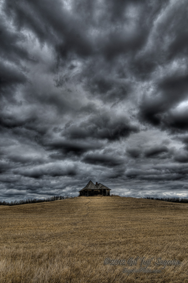Gloom on the Prairies