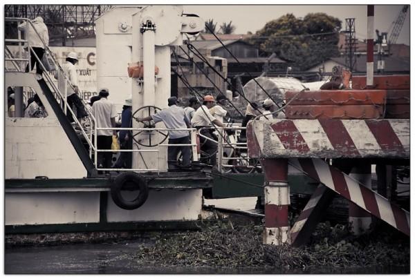Disembarkment