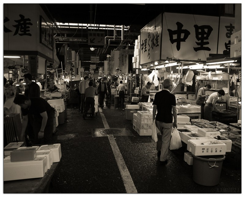 Tsukiji Fish Market
