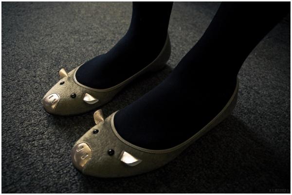 Pig Shoes
