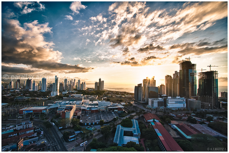 Panama City Sunrise (II)