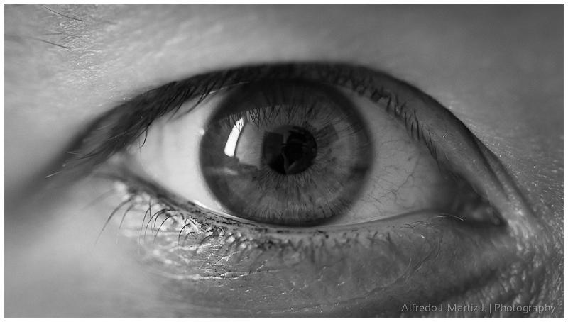 Through Her Eye