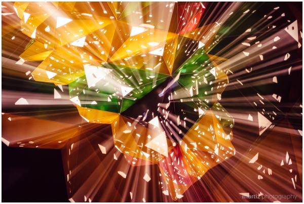 Exploding Pitahaya