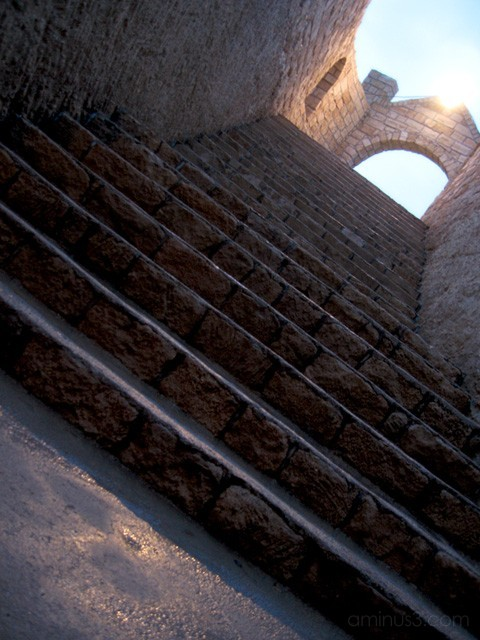 Steps toward heaven