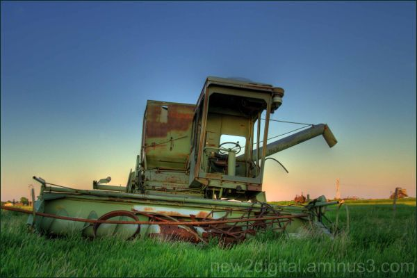 Green Machine Harvester #2