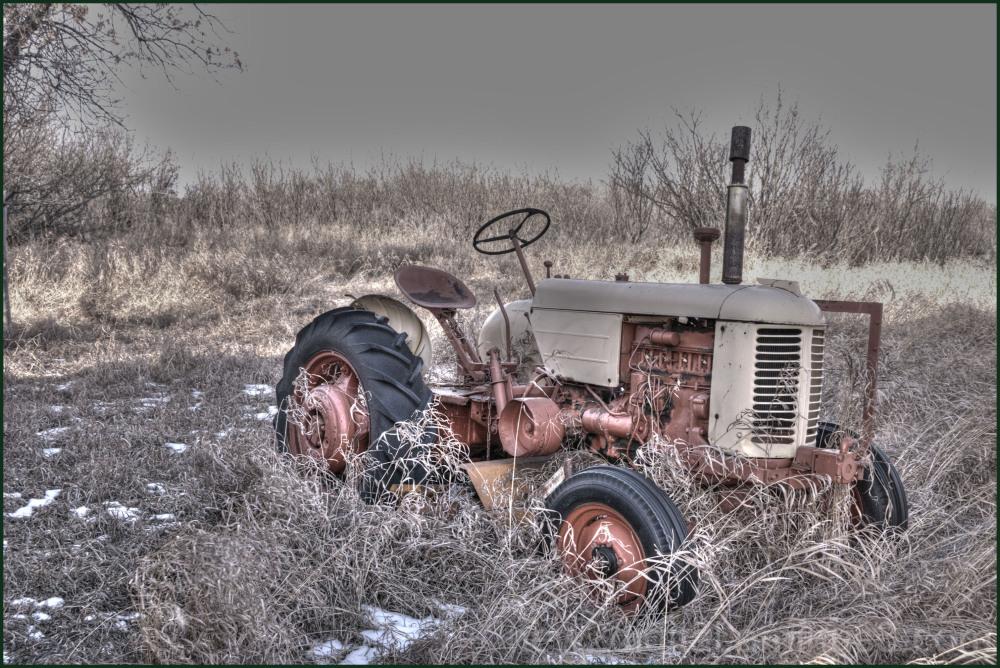 Abandoned Case
