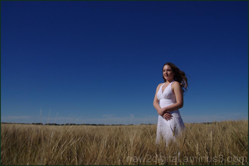 Prairie Girl 1/3