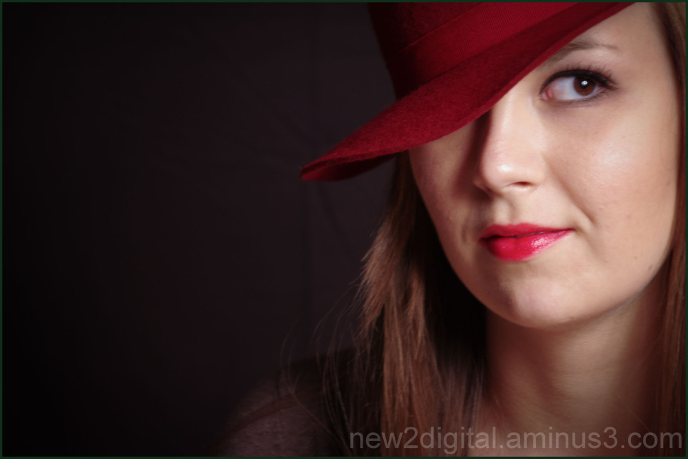 Girl in the Hat 5/5