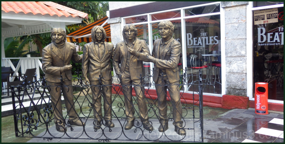 The Beatles Live in Cuba?