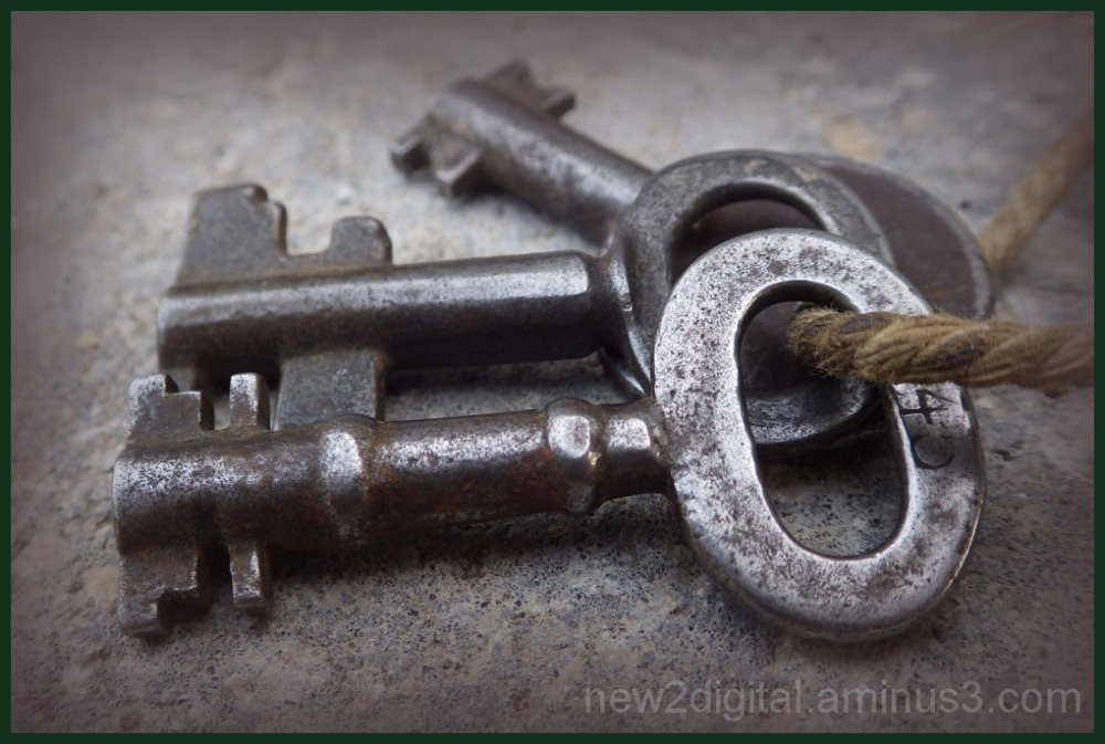 Key to the Past 2/2