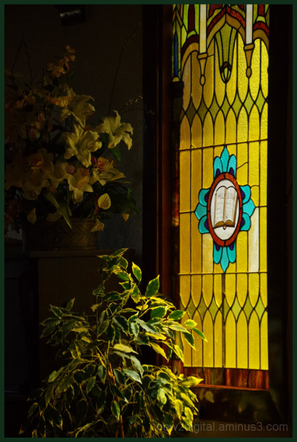 Stained Glass Window 2/2