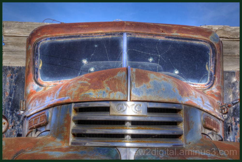 Old Trucks 1/5