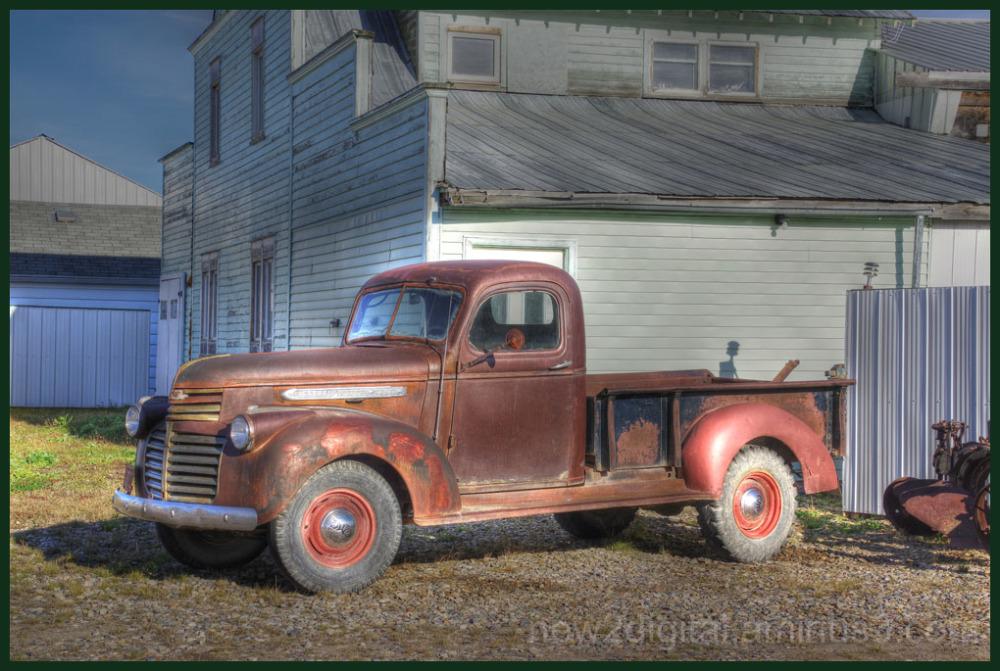 Old Trucks 4/5