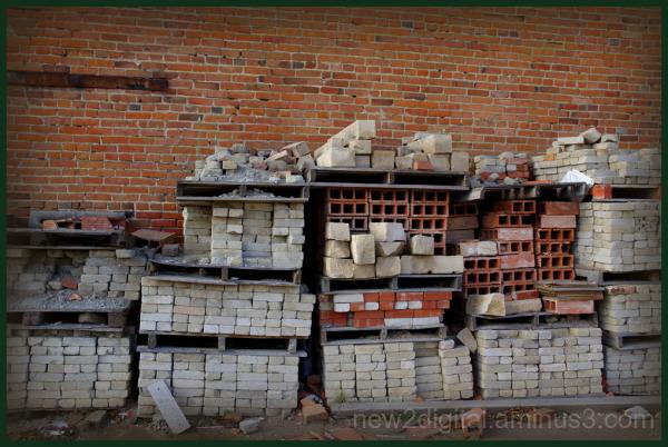 Reclaimed Bricks 3/3