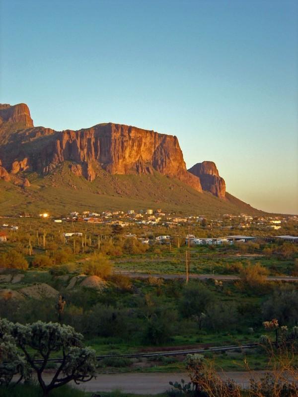 Arizona mining town