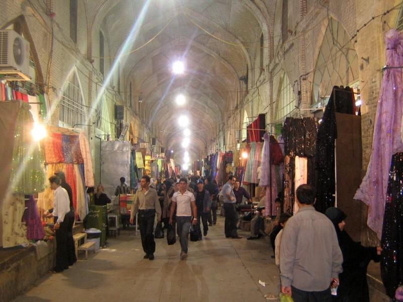 Vakil Bazaar in 2006.