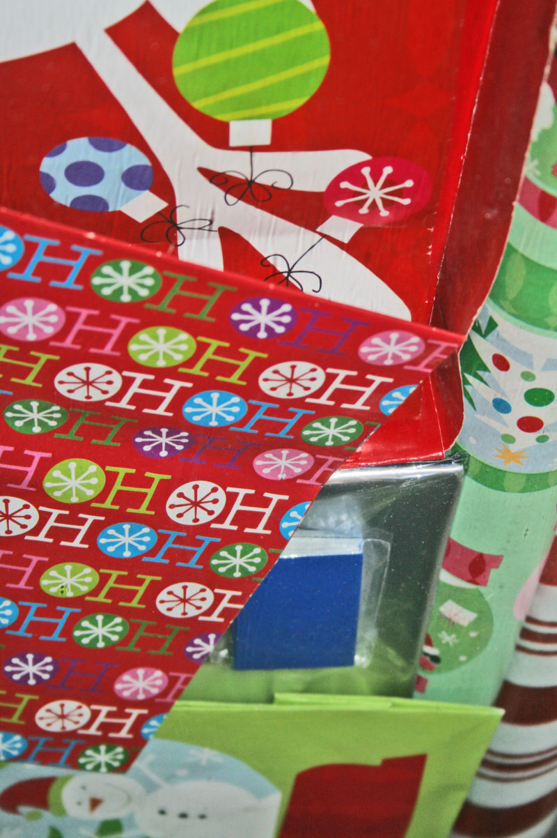 Wrapping Paper.