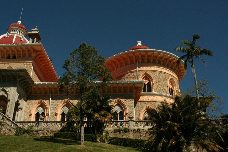 palacio monserrate - sintra