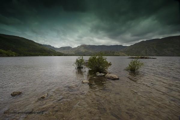 sanabria lake, spain