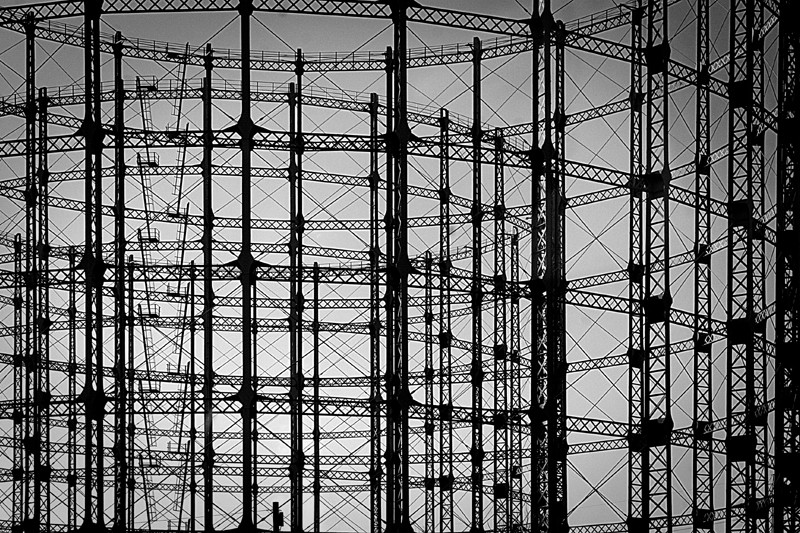 Gas tower 3