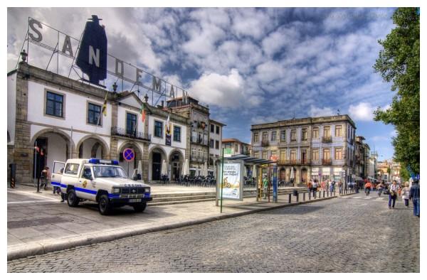 Porto Portugal Oporto Sandeman Wine