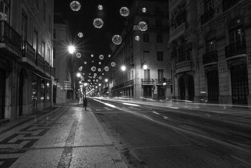 Lisboa Lisbon Rua Street