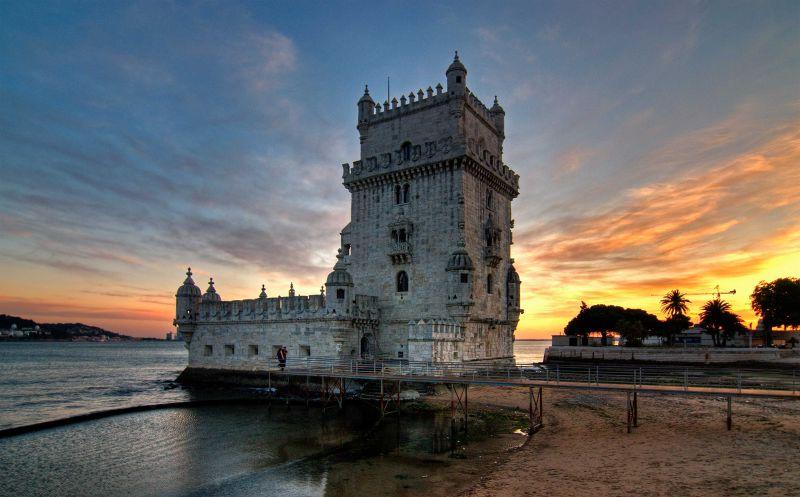Lisbon, Belem, Tower