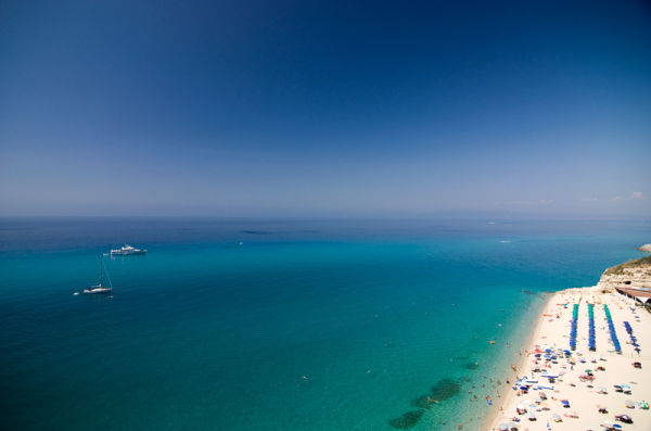 Tropea Italy South Beach
