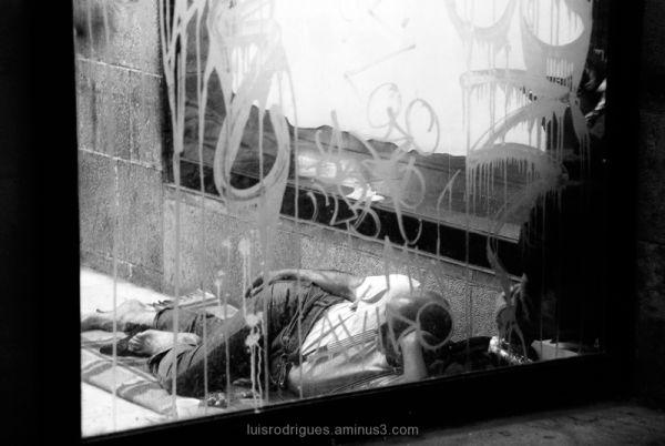 Barcelona Homeless