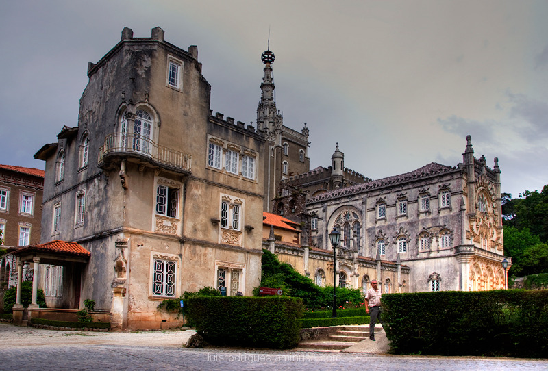 Bussaco Palace Portugal Buçaco