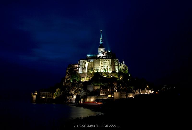 Mont Saint Michel France Normandy