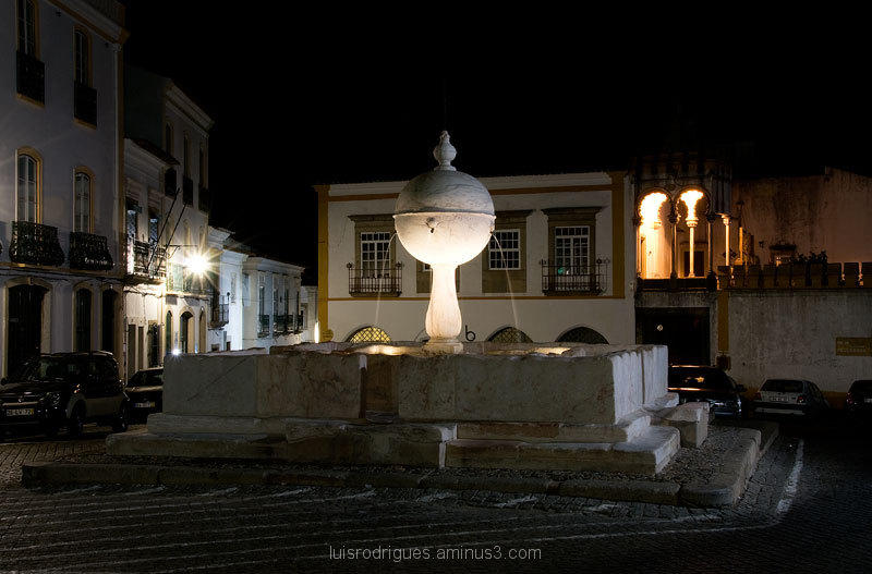 Water Portugal Evora
