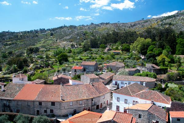 Fundao Castelo Novo Portugal Landscapes