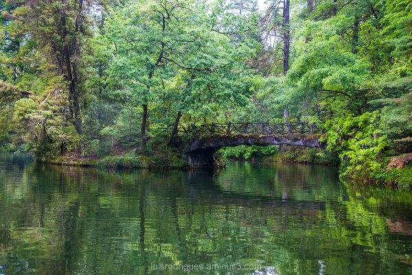 Portugal Geres Nature Water Green