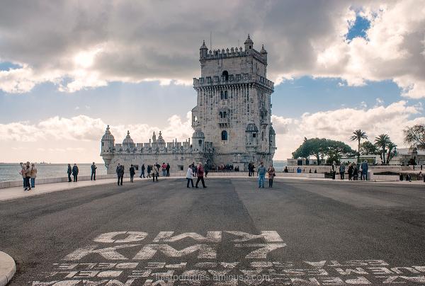 Belem Torre Portugal Lisboa