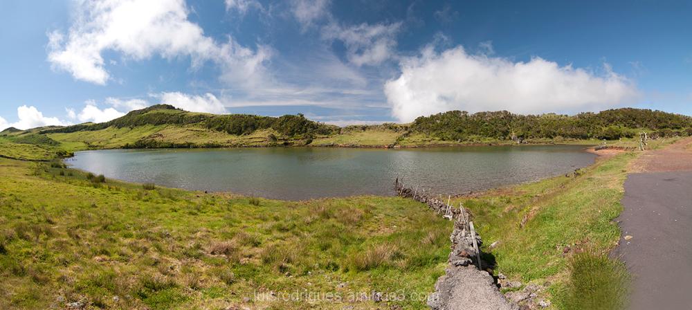 Lagoa do Capitão Pico Azores Portugal Açores