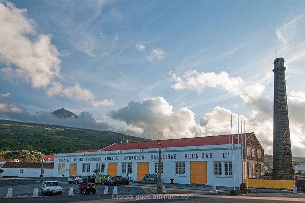 São Roque do Pico Azores Açores Portugal