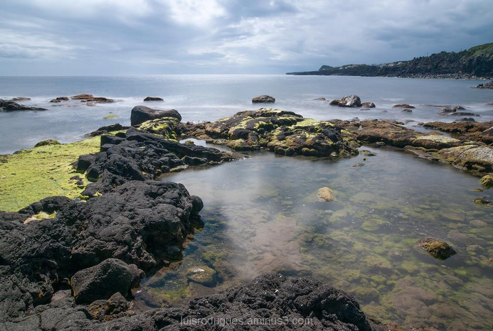 Baia do Calhau Pico Açores Azores Portugal