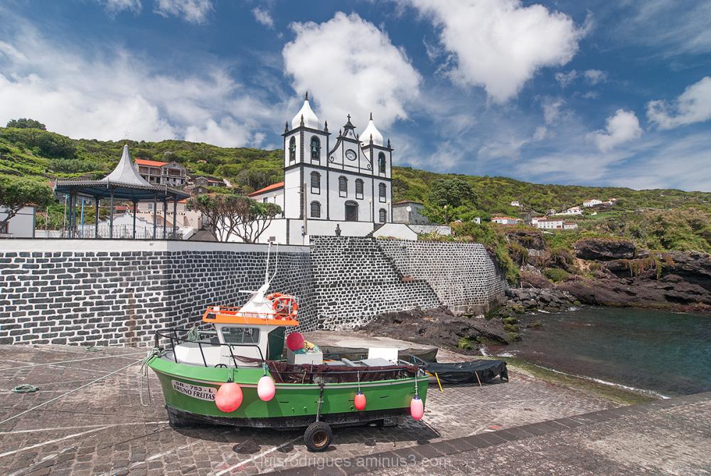 Calheta de Nesquim Azores Açores Pico Portugal