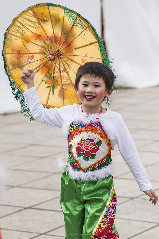 Chinese New Year's Celebration Lisbon Portugal