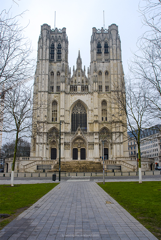 Cathedral of St. Michael and St. Gudula Brussels