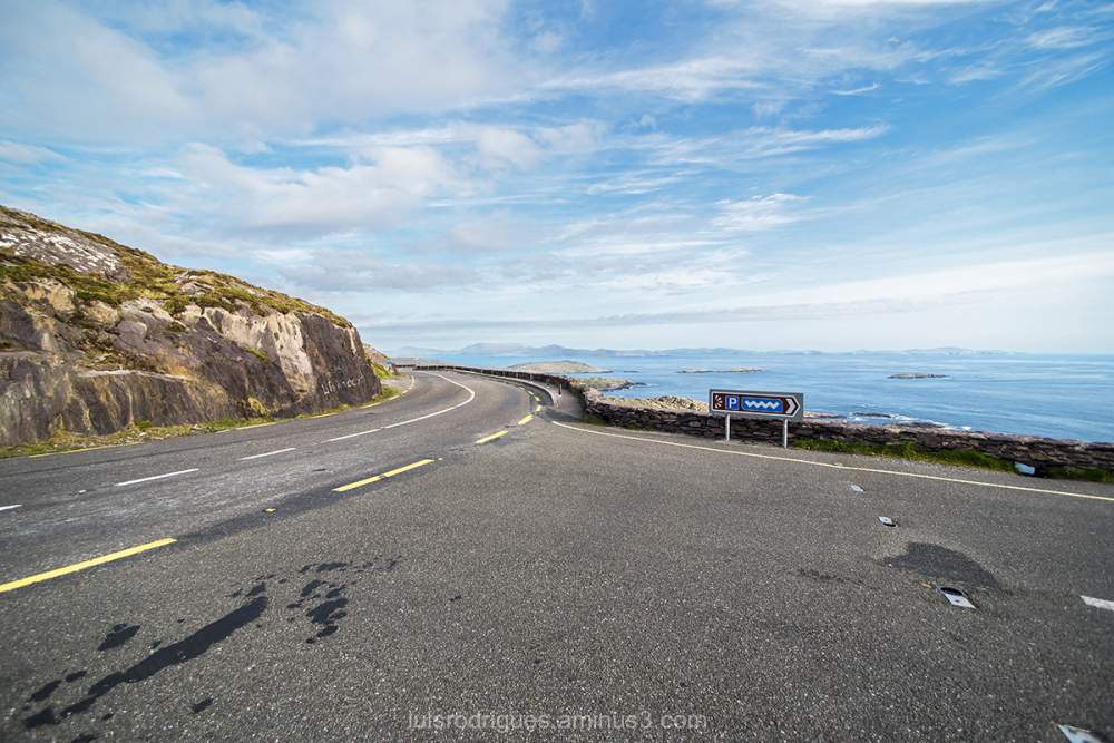 Ring kerry Ireland Road Atlantic Road