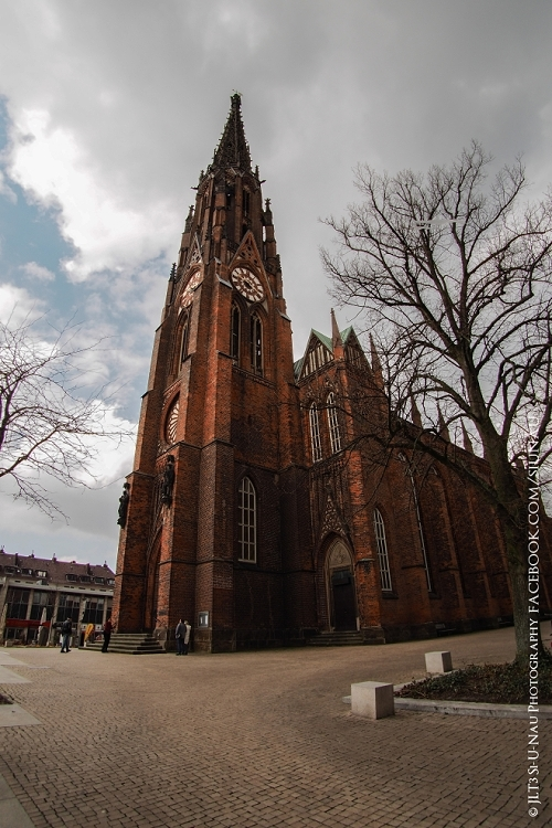 the Bremerhaven Cathedral [2016-04-16]